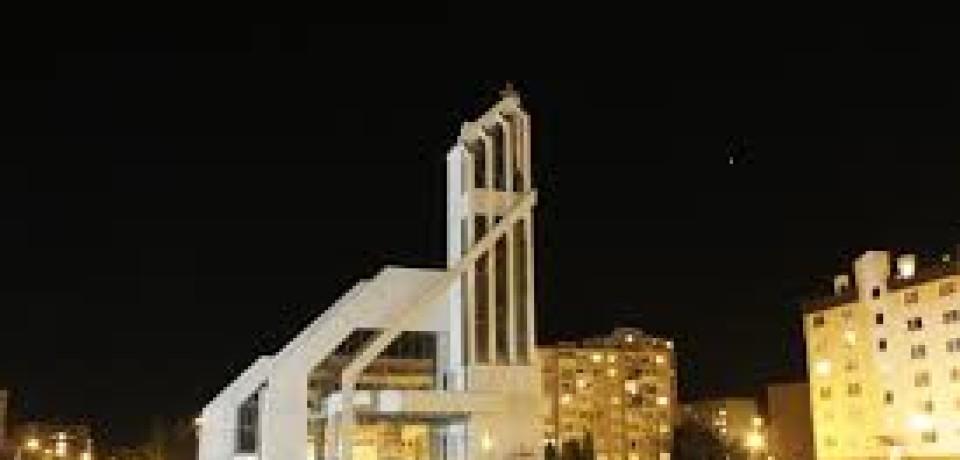 Upozornenie – svätá omša v KOSTOLE SV. CYRILA a METODA