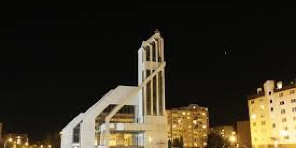 V piatok 18.1. bude sv. omša v kostole sv. CYRILA a METODA !