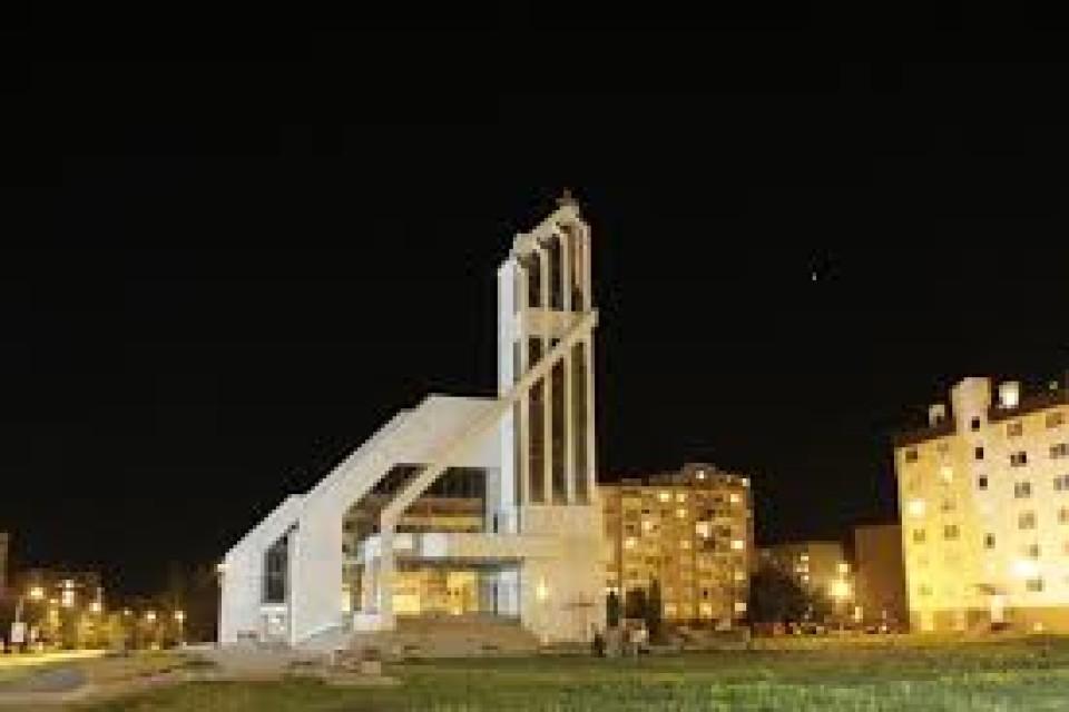 Sv. omša v KOSTOLE SV. CYRILA a METODA