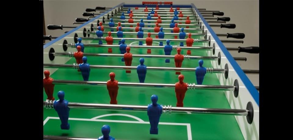Turnaj v stolnom futbale