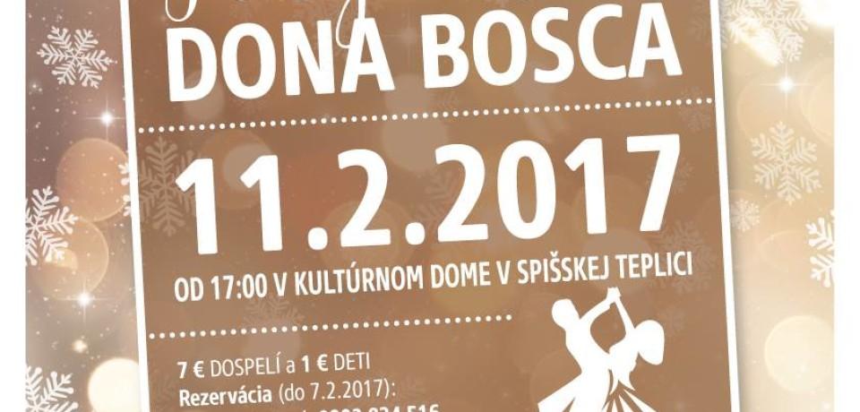 Ples priateľov Dona Bosca
