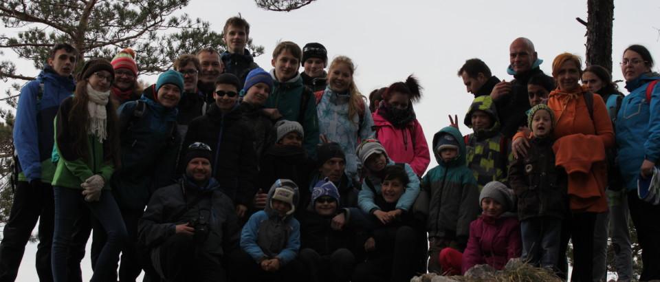 Veľkonočný výlet do Slovenského raja
